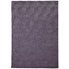Argos Home Carved Rug - 230x160 - Grey