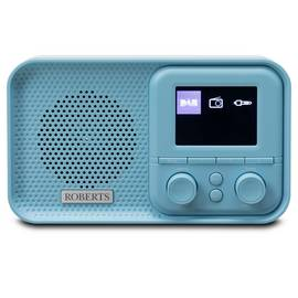 Roberts Play M5 DAB Radio - Blue