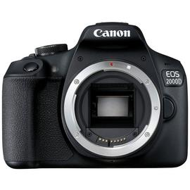 Canon EOS 2000D DSLR Camera Body