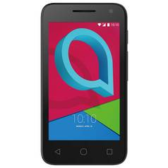 SIM Free Alcatel U3 Mobile Phone - Black