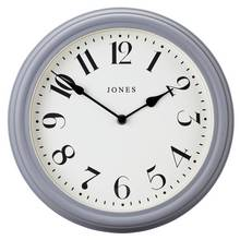 Jones Venetian Wall Clock - Grey