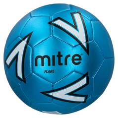 7d1dc66b355 Mitre Flare Blue Size 5 Football