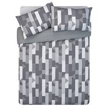 HOME Grey Restoration Bedding Set - Kingsize