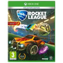 Rocket League Collectors Edition Xbox One Game