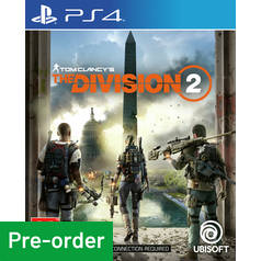Tom Clancy's The Division 2 PS4 Pre-Order Game