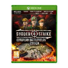 Sudden Strike 4 European Battlefields Edn Xbox One