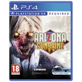 Arizona Sunshine PS4 PSVR Game