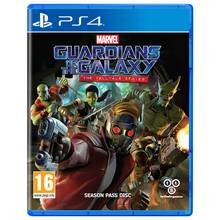 Guardians of the Galaxy: The Telltale Series PS4 Game