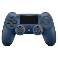 PS4 DualShock 4 V2 Wireless Controller - Midnight Blue