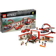 LEGO Speed Champions Ferrari Ultimate Garage - 75889