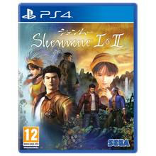 Shenmue I & II PS4 Pre-Order Game