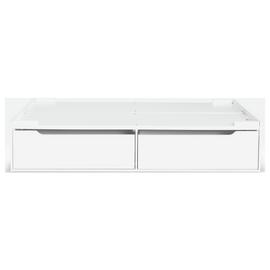 Argos Home Lloyd White Cabin Bed Frame