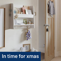 Argos Home New Scandinavia Shelving Unit - White
