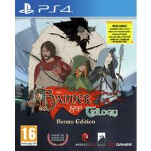 Banner Saga Trilogy: Bonus Edition PS4 Pre-Order Game