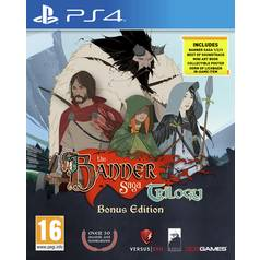Banner Saga Trilogy: Bonus Edition PS4 Game