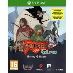 Banner Saga Trilogy: Bonus Edition Xbox One Game