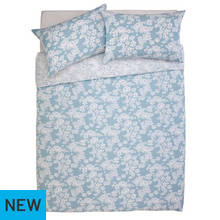 Argos Home Floral Bedding Set - Kingsize