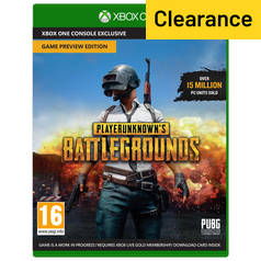 PlayerUnknown's Battlegrounds Xbox One Game