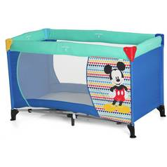 Disney Baby Dream 'n Play Mickey Mouse Travel Cot