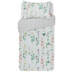 Argos Home May Floral Bedding Set - Single