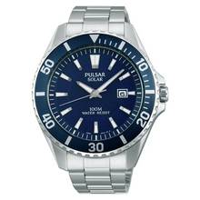 Pulsar Men's PX3033X1 Diver Style Solar Powered Watch