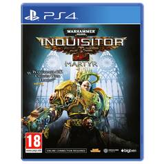 WH40K Inquisitor Martyr PS4 Pre-Order Game