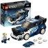 LEGO Speed Champions Ford Fiesta MSport WRC Toy Car - 75885
