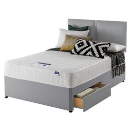 Silentnight Hatfield Memory Divan Bed - Small Double