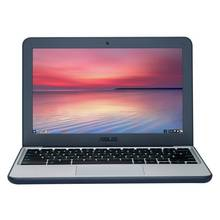 Asus 11.6 Inch Celeron 2GB 16GB Chromebook - Grey