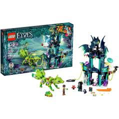 LEGO Elves Noctura Tower Earth Fox Rescue - 41194