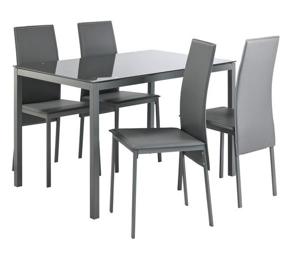 dining table and chairs design hygena lido glass table chairs grey dining sets table benches argos