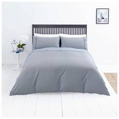 Sainsbury's Home Riviera Stripe Bedding Set - Double
