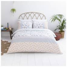 Sainsbury's Home Boho Stripe Bedding Set - Kingsize