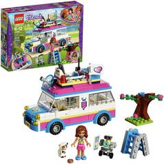 LEGO Friends Heartlake Olivia's Mission Vehicle Toy - 41333