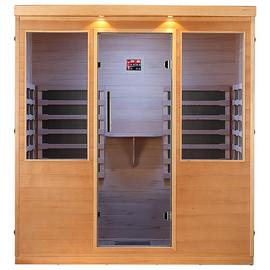 Canadian Spa Company Whistler 4 Person 50HZ Far Sauna