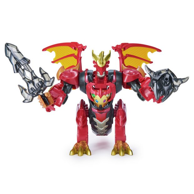 Buy Bakugan Dragonoid Infinity Transforming Figure Playsets And Figures Argos