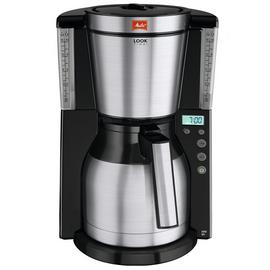 Melitta 1011-16 LOOK Thermal Timer Filter Coffee Machine