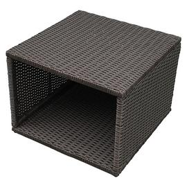 Canadian Spa Company Side Table Square Surround Furniture
