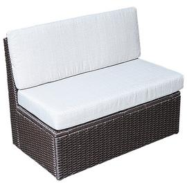 Canadian Spa Company Love Seat Square Surround Furniture