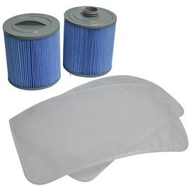 Canadian Spa Company Glacier Microban Filter Set - 2 Pack