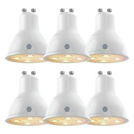 Hive Active Light Dimmable GU10 - 6 Pack