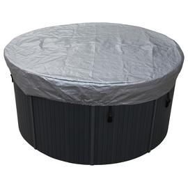 Canadian Spa Company Circular Hot Tub Cover Cap - 213cm