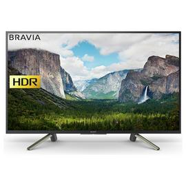 Sony 43 Inch KDL43WF663BU Smart FHD HDR LED Freeview TV