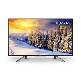 Sony 50 Inch KDL50WF663BU Smart FHD HDR LED Freeview TV