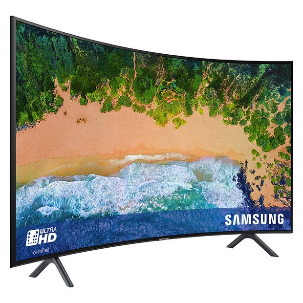 ed6f0aafc Buy Samsung 55NU7300 55 Inch 4K UHD Curved Smart TV with HDR ...