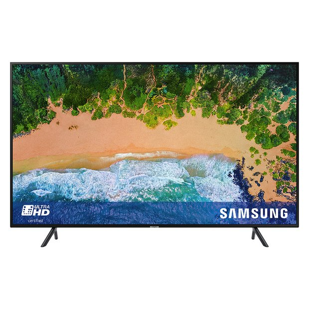 Buy Samsung 40NU7120 40 Inch 4K UHD Smart TV with HDR | Televisions | Argos