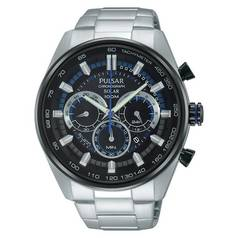 Pulsar Men's PX5019X1 Accelerator Solar Watch