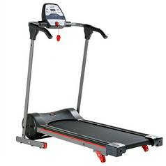 Xer-Fit Folding Motorised Treadmill