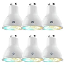 Hive Active Light Tuneable GU10 Bulb - 6 Pack