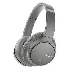 Sony WH-CH700N On-Ear Wireless Headphones - Grey